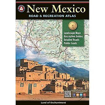New Mexico Road & Recreation Atlas 10th Ed