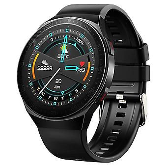 Music Smart Watch 8G Memory Men Bluetooth Call Full Touch Screen Recording Function MT2 1.3 inches