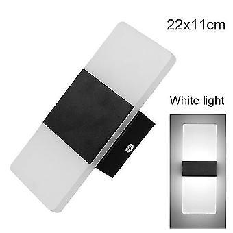 Lampada da parete a led-su cubo cubo per interni applique per esterni apparecchio di illuminazione decorazione hr(9)