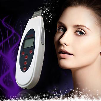 Lw-006 Portable Digital Facial Lcd Ultrasons Skin Scrubber Soins de la peau