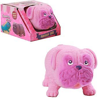 Squishy Fidget Sensory Stress Pug Dog Toys For Adults Teens Kids