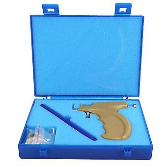 Instrumento de perforación de la nariz de la pistola de perforación de la nariz de acero inoxidable