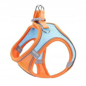 Reflective Vest Type Leash For Pet Cats And Dogs