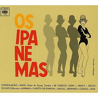 Os Ipanemas - Os Ipanemas [CD] USA import