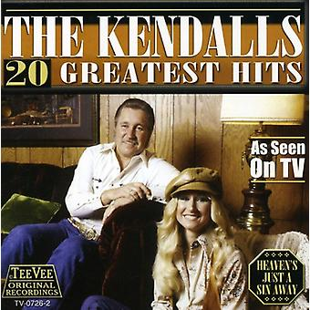 Kendalls - 20 Greatest Hits [CD] USA import