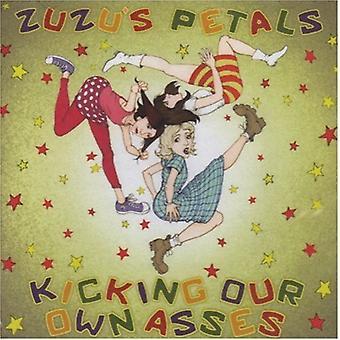 Zuzu's Petals - Kicking Our Own Asses: The Best of Zuzu's Petals [CD] USA import
