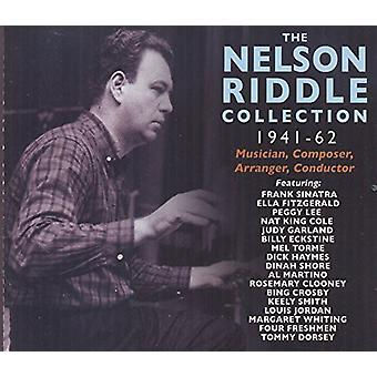 Nelson Riddle - Nelson Riddle: Collection 1941-62 [CD] USA import