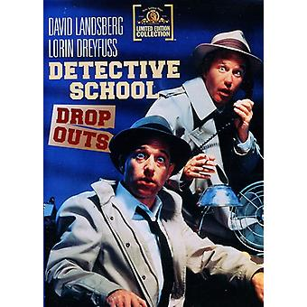 Detective School Dropouts [DVD] USA import