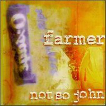 農民いないので、ジョン - 農夫ジョンじゃないだから [CD] USA 輸入