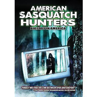 American Sasquatch Hunters: Bigfoot in America [DVD] USA import