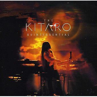 Kitaro - Kitaro Quintessential [CD] USA import