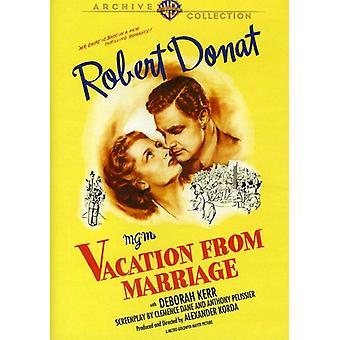 結婚 (1945 年) から休暇 【 DVD 】 アメリカ インポートします。