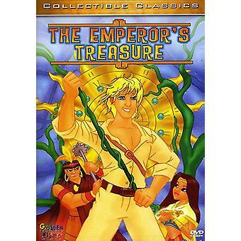 Emperor's Treasure [DVD] USA import