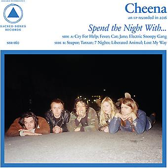 Cheena - Spend the Night with [Vinyl] USA import
