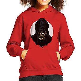 Beyond Veil General Ursus Planet Of The Apes Kid's Hooded Sweatshirt
