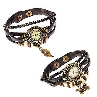 Fantastic set of 2 Stylish Lord of the Women Watch Fascini for Boolavard Drops
