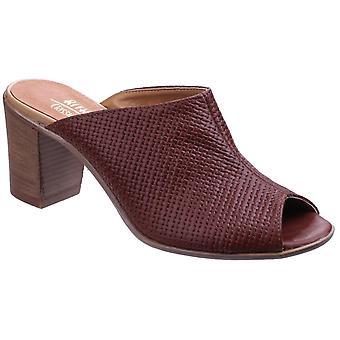 Riva Womens Rocco Sandal Ladies Summer Shoe Tan