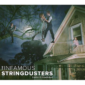 Berühmt-berüchtigten Stringdusters - Damen & Herren [CD] USA import