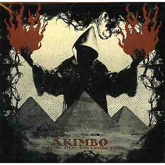 Akimbo - schmieden Stahl & Verlegung Stone [CD] USA import