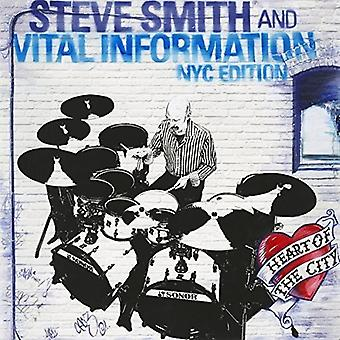 Steve Smith & Vital Information Nyc Edition - Heart of the City [CD] USA import
