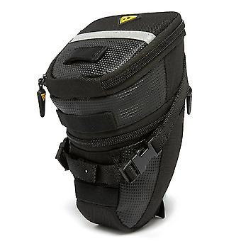 New Topeak Meduim Aero Wedge Pack Cycling Bag Black