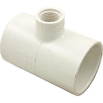 """LASCO 402-209 PVC vähennysventtiilillä 1.5 """"Tee"""