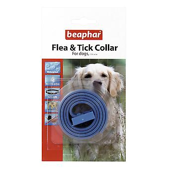 Beaphar Flea & Tick Collar For Dogs Plastic Collar Blue - Valentina Valentti UK