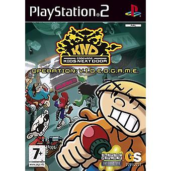 Codename Kids Next Door (PS2) - New Factory Sealed