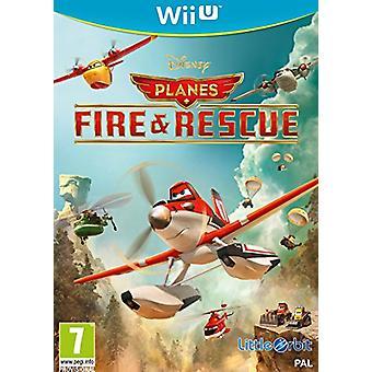 Disney vliegtuigen Fire and Rescue (Nintendo Wii U)-nieuw