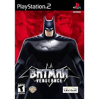 Batman Vengeance - Usine scellée