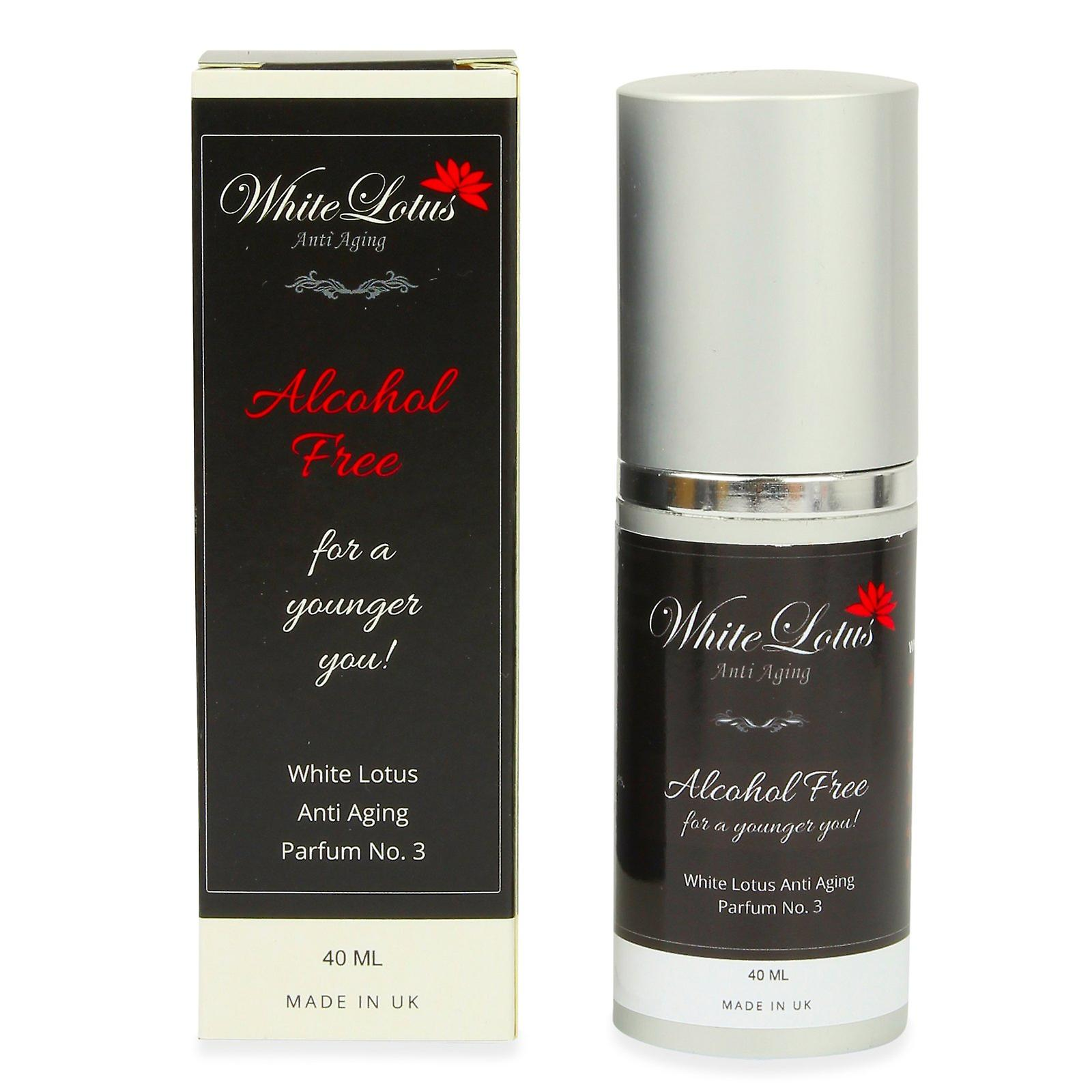 Hypoallergenic alcohol free anti aging perfume - no.3