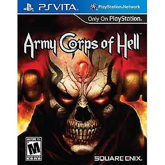 Army Corps of Hell PS Vita Game