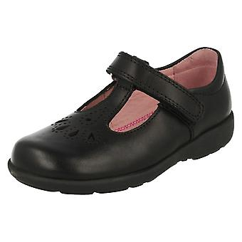 Infant Girls Statrite T-Bar Smart Shoes Daisy May