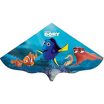 Günther Flugspiele Single line Kite Finding Dory Wingspan 1500 mm Wind speed range 4 - 6 bft