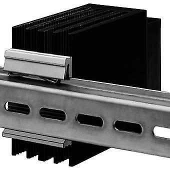 Fischer elektronik DIN Rail Mount KL 35-100 (L x b x H) 100 x 8,5 x 50 mm