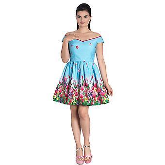 Hell Bunny Angelique Mini Dress L
