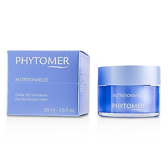Phytomer Nutritionnelle droge huid Rescue Cream - 50ml/1.6 oz