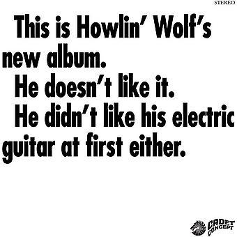Howlin' Wolf - Howlin' Wolf Album [Vinyl] USA import