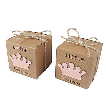 LITTLE PRINCESS CAND BOXES 50PCS