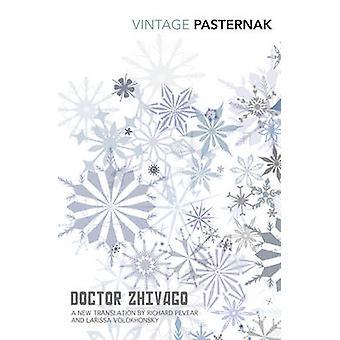 Doktor Zjivago av Boris Pasternak - Larissa Volokhonsky - Richard Pev