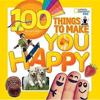 100 dingen te Make You Happy door Lisa M. Gerry - 9781426320583 boek