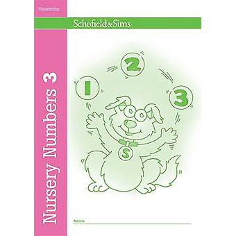 Nursery Numbers Book 3 by Sally Johnson - 9780721708690 Book