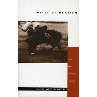 Ritos de realismo - ensayos sobre cine corpóreo por Ivone Margulies - 978