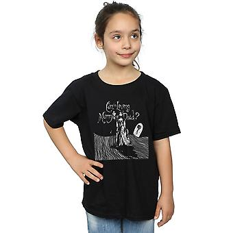 Corpse Bride Girls Marry The Dead T-Shirt