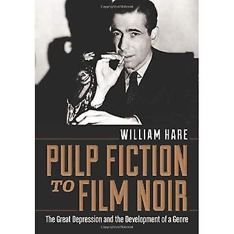 Pulp Fiction til Film Noir
