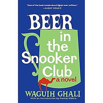 Bière dans le Club de Snooker (Vintage International)
