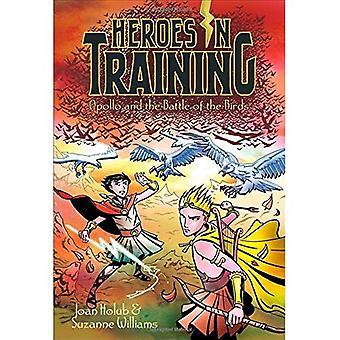 Apollo i Bitwa pod ptaki (bohaterów w szkolenia (Hardcover))