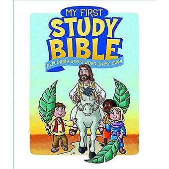 Il mio primo studio della Bibbia: Esplorare la parola di Dio per conto mio!