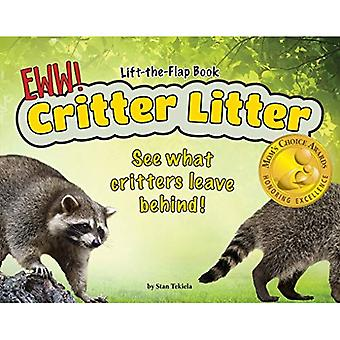Critter Litter: See What Critters Leave Behind!