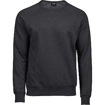 Tee Jays Mens Vintage Lightweight Raglan Sweatshirt